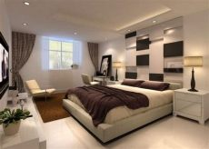 decoracion planos de casas modernas - Fotos De Recamaras Matrimoniales Modernas