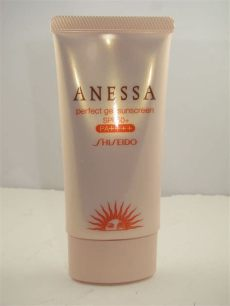 shiseido anessa gel sunscreen spf 50 review musings of a muse - Anessa Sunscreen Gel Review