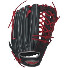 cheap slow pitch softball gloves wilson showtime slowpitch softball glove 14 quot wta08rs1614