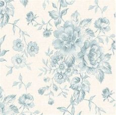 pale blue shabby chic wallpaper wallpaper pale blue floral vintage inspired toile on white shabby cottage flower