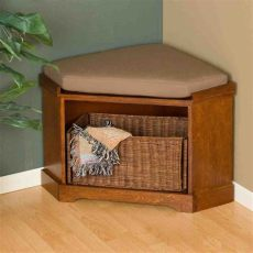corner bench storage ideas corner storage bench home furniture design