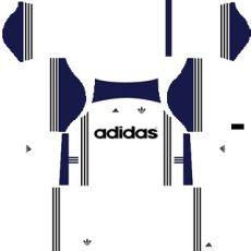 adidas kits 2019 league soccer - Kit Adidas Dream League Soccer 2019