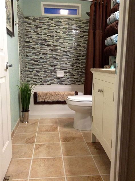 bathroom nice floor tile shower tile home pinterest