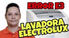 error e3 lavadora frigidaire error e3 lavadora electrolux aqua turbo
