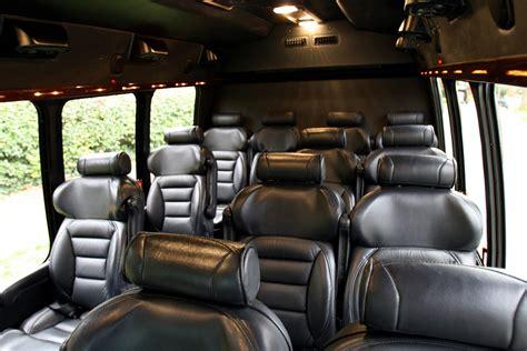 executive van limo van tnt limousine