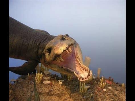 10 terrifying prehistoric sea monsters youtube