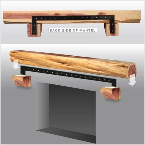 amazon pearl cedar live edge 60 wood mantel