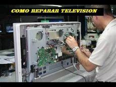 como reparar televisores de tubo reparar televisor lcd no enciende samsung lg sony no prende thomson philips fuente alimentacion