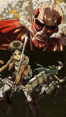 attack on titan wallpaper android 49 attack on titan phone wallpapers on wallpapersafari
