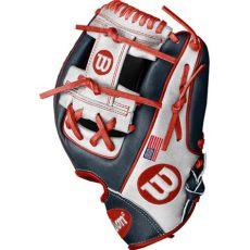 wilson a2000 1786 custom baseball glove 11 50 quot custom 1786 - Custom Softball Gloves Wilson