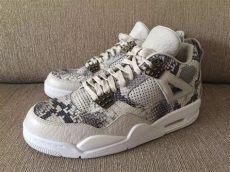 air jordan 4 retro premium snakeskin air 4 premium snakeskin sneakerfiles