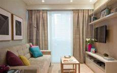 salas modernas pequenas para apartamentos pequenos 40 salas de apartamento pequeno as melhores ideias 2020