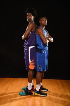 dennis smith jr shoes lonzo markelle fultz and the best sneakers from the 2017 nba rookie shoot