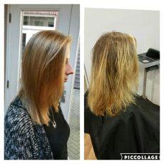 die gro 223 e zauberrei blond gelbstich nach blondieren oder hellerf 228 rben der haarchitektur - Haare Abmattieren Was Ist Das