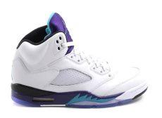 nike air jordan 5 grape nike air 5 grape white new emerald grape blue novoid plus