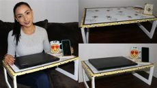 mesa portatil para computador portable laptop table andy lo - Mesa Plegable Portatil Para Notebook