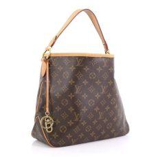 louis vuitton delightful tote discontinued monogram pm pivoine pink canvas leather shoulder bag - Louis Vuitton Multicolor Monogram Discontinued
