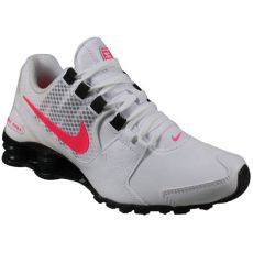 nike shox 2017 feminino t 234 nis feminino nike shox w avenue se 844131 100 branco preto pink botas femininas