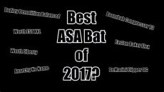 top 5 bats of 2017 - Best Asa Bats Of 2017