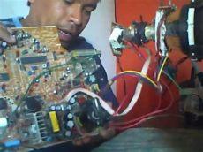 como arreglar la imagen de un televisor samsung como reparar un televisor samsung 20pg