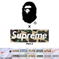 supreme bape collab 2018 噂 supreme 215 bape a bathing bapeのコラボコレクションが2018年発売予定か