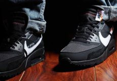off white air max 90 black white nike air max 90 black official release date sneakernews
