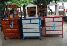 gaveteros de madera con espejo gavetero de madera con espejo 3 500 00 en mercado libre
