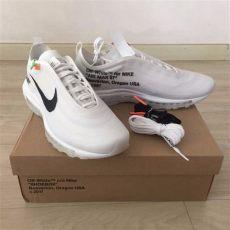 nike air max 97 og x off white white x nike air max 97 og s fashion footwear on carousell