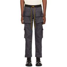 rhude grey twill cargo modesens - Rhude Cargo Pants