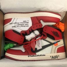 nike x off white air jordan 1 chicago white x nike air 1 chicago retro high og white aa3834 101 us 10 ebay