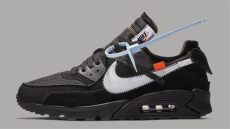 off white air max 90 black white x nike air max 90 black release date aa7293 001 sole collector