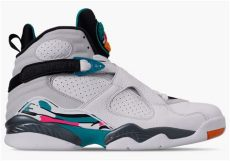air jordan 8 retro south beach brand is releasing a collection of quot south quot 8s for the whole family