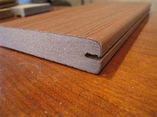 veranda composite decking end caps pvc decking boards decks ideas