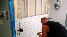 gladiator geartrack installation height gladiator gearwall install