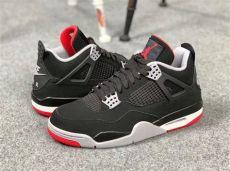 nike air jordan 4 bred release date nike air 4 bred 2019 release date sneaker bar detroit