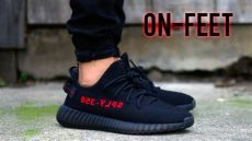 yeezy 350 v2 bred outfit adidas yeezy boost 350 v2 bred on review