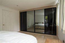 walk in wardrobe sliding doors sliding door wardrobes custom world bedrooms