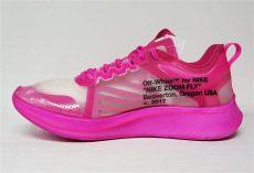 nike off white the ten pink nike white the ten zoom fly pink aj4588 600