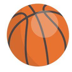 balon de basquetbol animado png basketball icon transparent png svg vector file