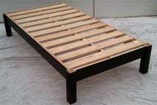 como hacer una base de madera para cama king size bases para cama de madera matrimonial 1 150 00 en mercado libre