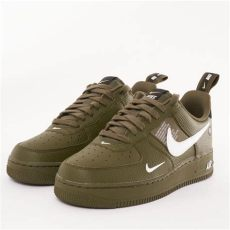 air force 1 utility all colours lyst nike air 1 utility trainers in green for