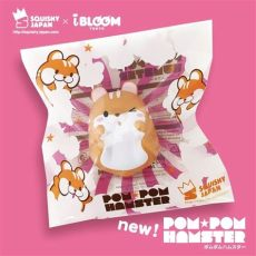 pom pom hamster squishy ibloom ibloom new pom pom hamster squishy japan