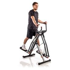 maxi glider 360 amazon new image maxi glider 360 10 in 1 cross trainer with rate monitor co uk sports