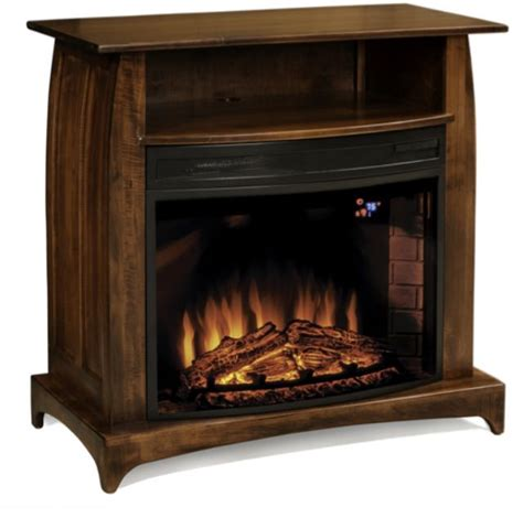 15 amish electric fireplaces images pinterest
