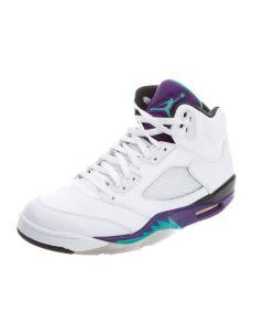 nike air jordan 5 grape nike air air 5 retro grape sneakers shoes wniaj20537 the realreal