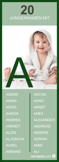 jungennamen mit a jungen namen jungennamen mit a und baby namen junge - Jungennamen Mit A