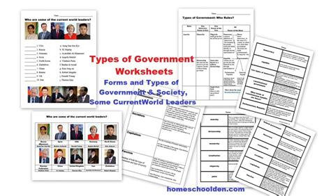 Forms Of Government Worksheet.html