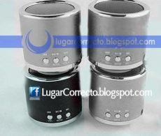 bocinas cilindricas redondas info en www lugarcorrecto mx bocinas portatiles - Bocinas Portatiles Recargables Redondas