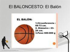 balon de basquetbol y sus medidas baloncesto y voleibol voleibol baloncesto canchas