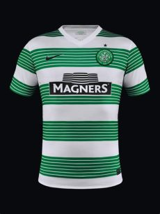 celtic unveils new nike home kit for 2013 14 season nike news - New Nike Kit